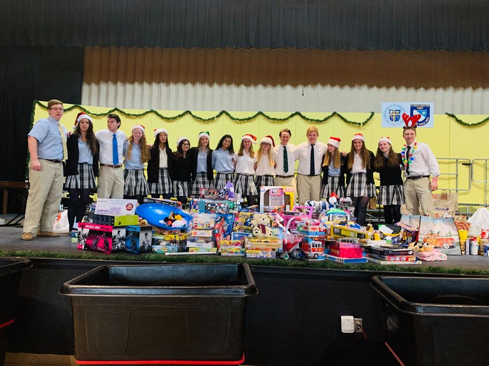 nhs toy drive